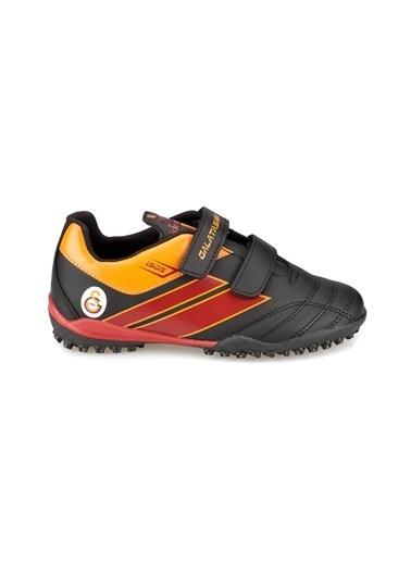 Galatasaray Halı Saha Ayakkabısı Siyah